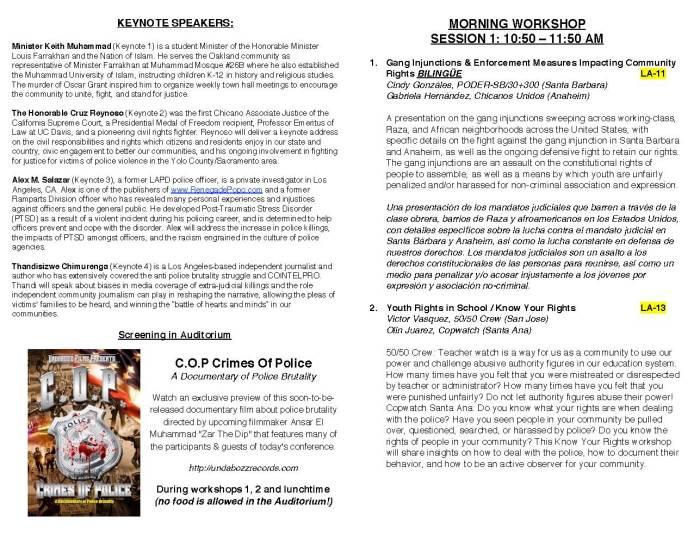 ONLINE - 2013 RESISTANCE CONFERENCE PROGRAM_Page_2