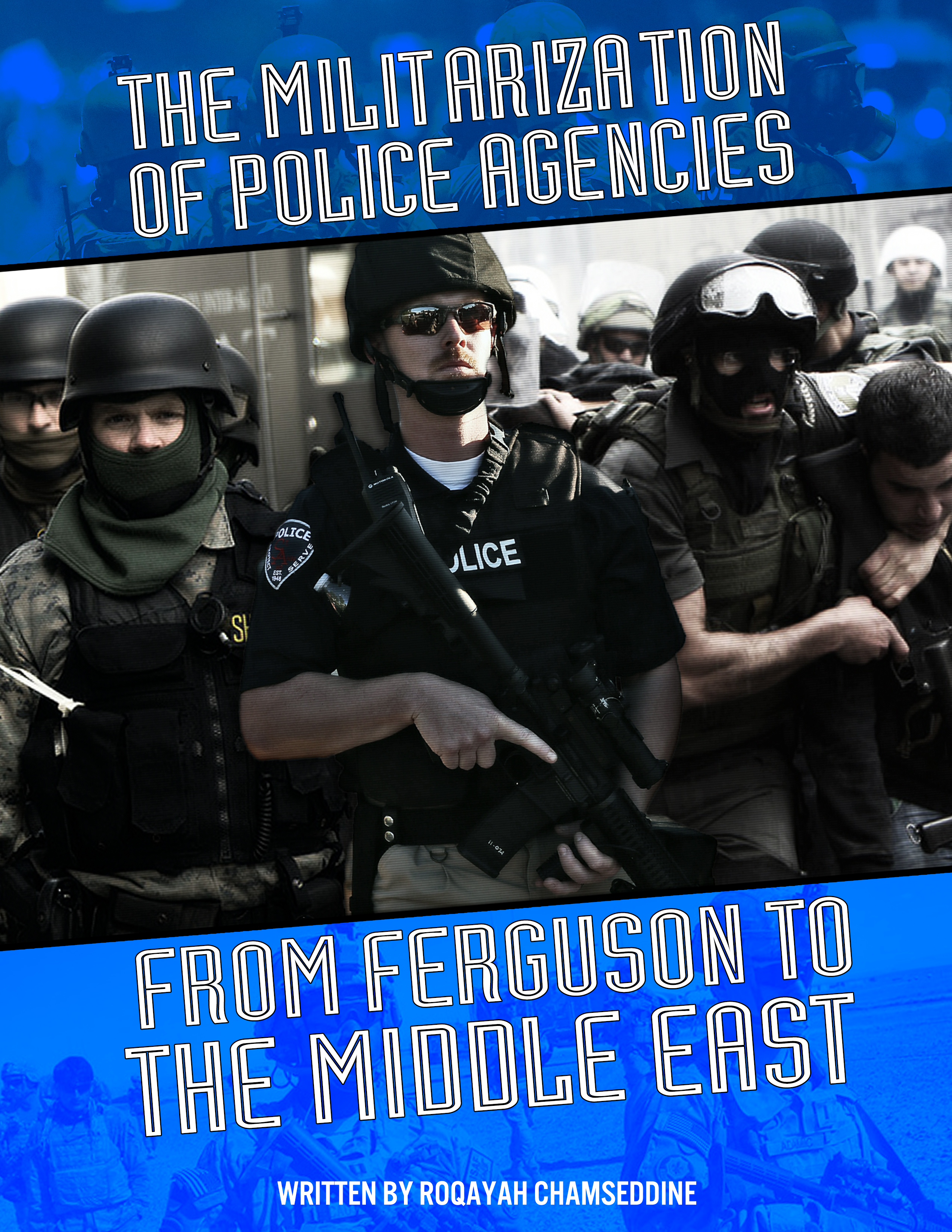 police agencies Following that definition, policing thus may be performed by several different professional organizations: public police forces, private security agencies, the.