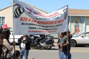 Romero fue reprimido por ser vocero y organizador de la lucha contra la brutalidad policiaca y defensor de los derechos de la comunidad mexicana